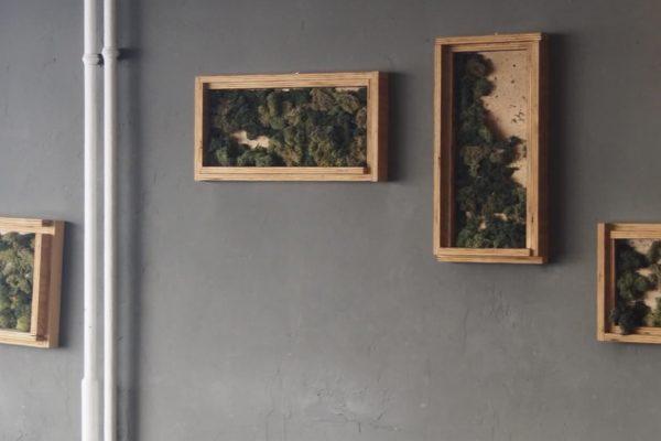 Drei:klang Wand