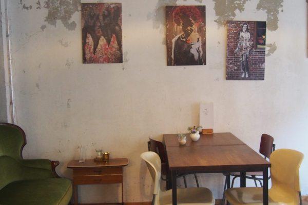 Café Lockvogel Sitzecke