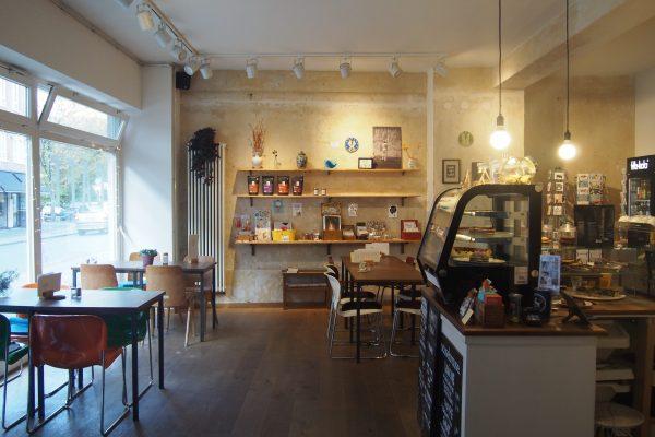 Café Lockvogel Innenraum