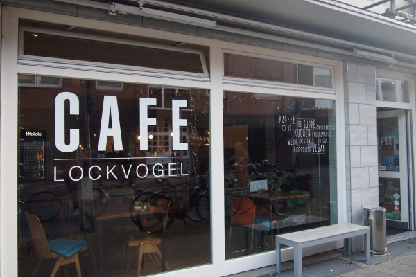 Café Lockvogel Außenansicht