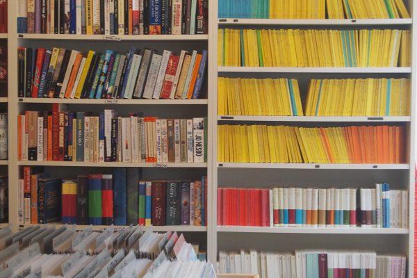 Poptanke Bücherregal