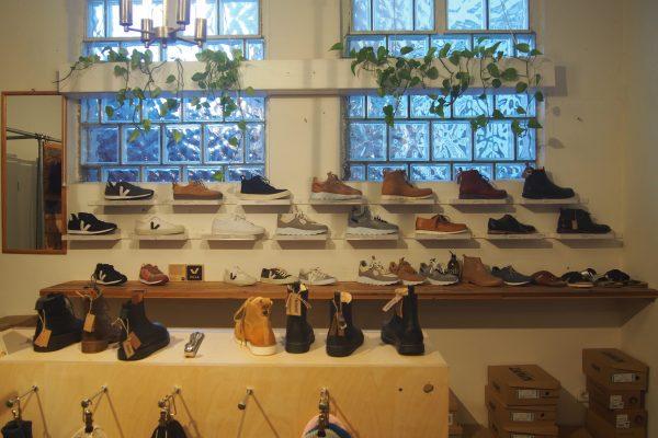 gruene wiese Schuhe