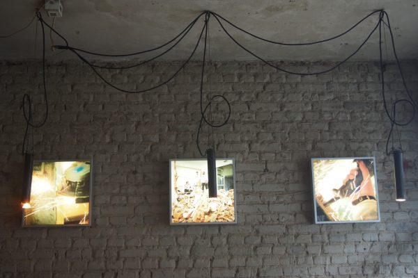 ExKaffee Wand
