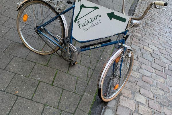 Freiraum Fahrrad